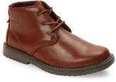 Kenneth Cole Reaction Kids Boys) Cognac Ticks N Stones Chukka Boots
