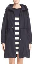 Moncler Women's Tuile Water Resistant Long Raincoat