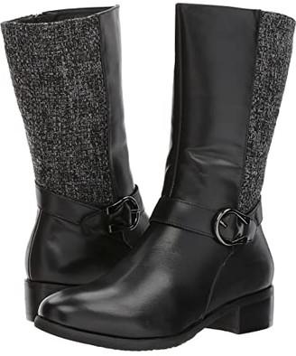 Propet Tessa (Black) Women's Boots
