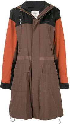 Maison Mihara Yasuhiro Resize Mountain parka coat