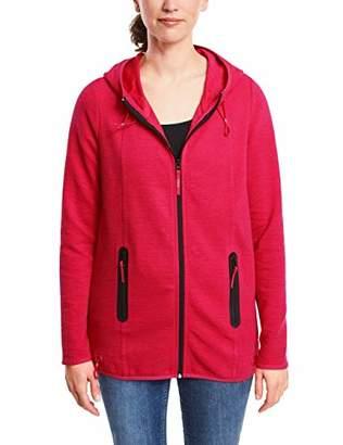 Cecil Women's 252778 Sweat Jacket,Large