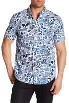 Trunks Allover Print Shirt