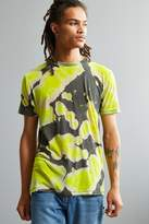 Urban Outfitters Burnout Dye Tee