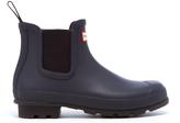 Hunter Original Dark Sole Chelsea Boots Midnight
