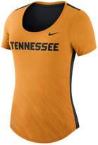 Nike Women's Tennessee Volunteers Dri-Blend Scoop T-Shirt