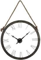 Sterling Wall Clock