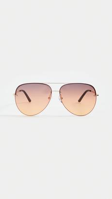 Linda Farrow Luxe Matthew Williamson x Linda Farrow Clover Glasses