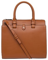 Lodis 'Linda - Medium' Satchel - Brown