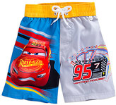 Disney Lightning McQueen Swim Trunks for Boys
