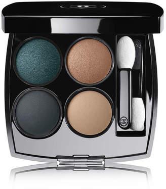 Chanel Multi-Effect Quadra Eyeshadow - Colour Road Movie