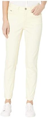 FDJ French Dressing Jeans Olivia Slim Ankle Denim in Butter (Butter) Women's Jeans