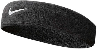 Nike Swoosh Headband Black / White OSFA