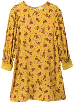 Harper Canyon Printed Fairground Dress (Little Girls)