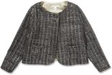 Marie Chantal Girls Crop Jacket