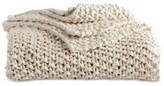 Donna Karan DKNY PURE Cotton Chunky Knit Throw