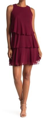 Taylor Chiffon Tiered Dress