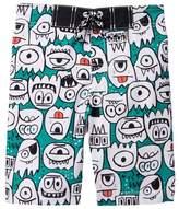 Gymboree Monster Board Shorts