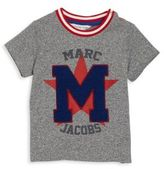 Little Marc Jacobs Baby's Official Logo Tee
