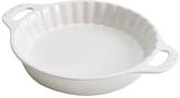 "Staub ""White Ceramic 9"""" Pie Dish"""