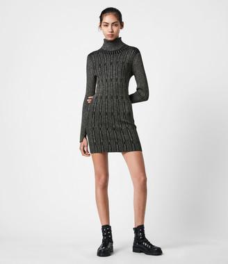 AllSaints Rosa Cable Dress