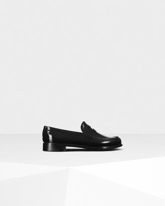 Hunter Men's Refined Gloss Penny Loafers