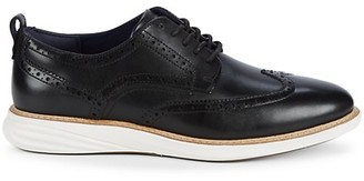 Cole Haan Grand Revolution Leather Brogues