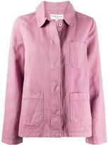 YMC patch pocket jacket