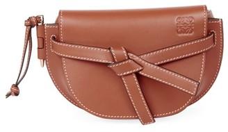Loewe Mini Gate Leather Belt Bag