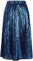 No.21 No. 21 Sequin Midi Skirt