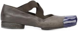 UMA WANG Square Toe Shoes