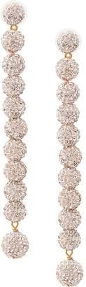 Lele Sadoughi Caterpillar earrings