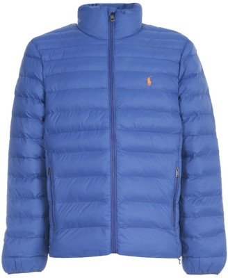 Polo Ralph Lauren Signature Logo Quilted Jacket