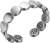 John Hardy Dot Silver Flex Cuff, 13.5mm