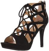 Report Women's Laxy Platform Dress Sandal