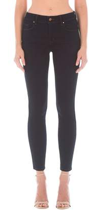 Fidelity Sola Mid Rise Ankle Skinny Jeans