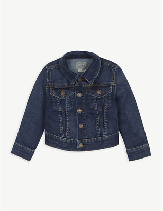 Ralph Lauren Trucker denim cotton jacket 2-14 years