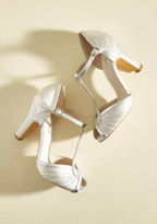 The Chance to Dance T-Strap Heel in 40