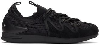 Y-3 Black Manja Sneakers