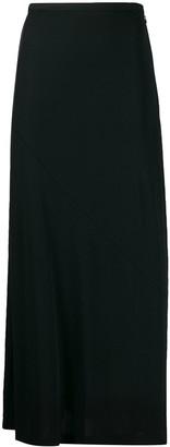 Maison Martin Margiela Pre Owned 1990's Flared Maxi Skirt