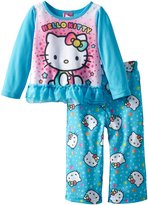 AME Sleepwear Hello Kitty She's A Star Toddler Pajamas for girls