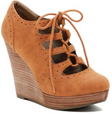 Restricted Laura Platform Wedge