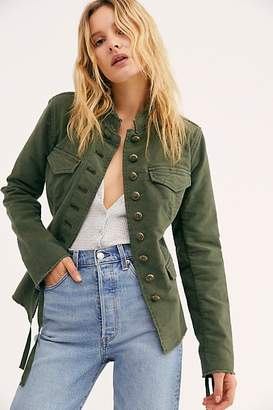 Free People Ella Sergeant Jacket
