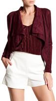 Romeo & Juliet Couture Asymmetrical Jacket