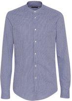 Brian Dales Band Collar Shirt
