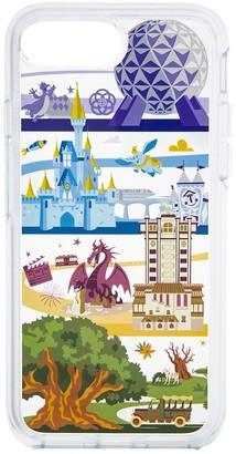Disney Walt World OtterBox iPhone 8 Plus Case