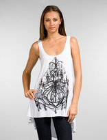 Chandelier Tail Swing Tank