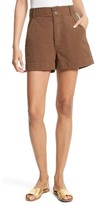 Apiece Apart Women's Merida Cotton Shorts