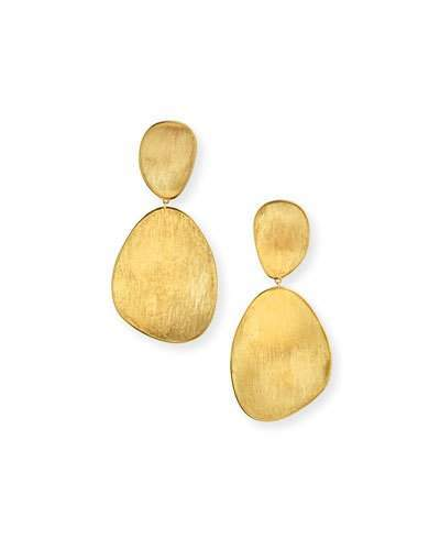 Marco Bicego Lunaria 18k Gold Chandelier Earrings