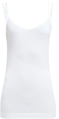 Falke Cooling Technical Jersey Tank Top - White