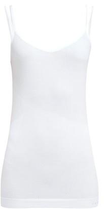 Falke Cooling Technical Jersey Tank Top - Womens - White